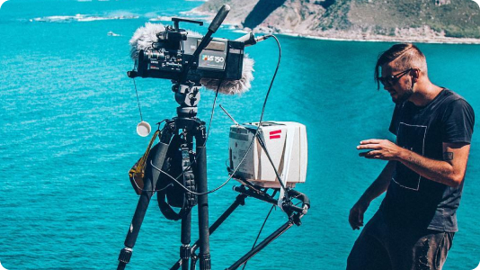 Contingency Planning for a Remote Shoot