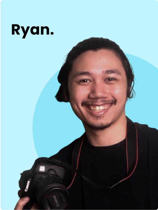 Trainer Ryan